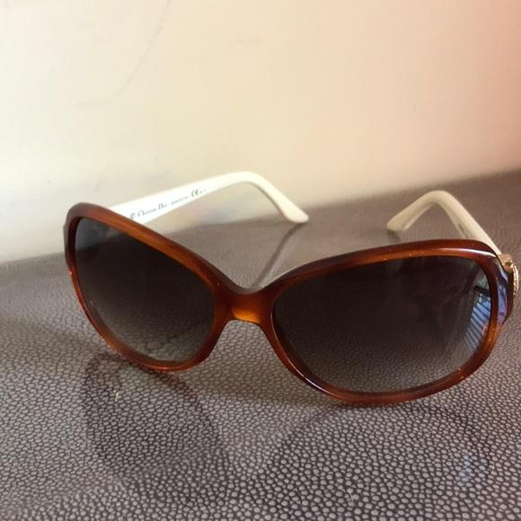 05e775a527b3 Dior Accessories   Christian Euc Sunglasses   Poshmark